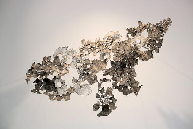 , 'zip (bronze metallic),' 2018, Engelage & Lieder