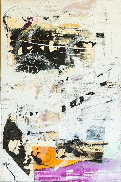 , 'Scaffolding,' 2016, Asher Grey Gallery