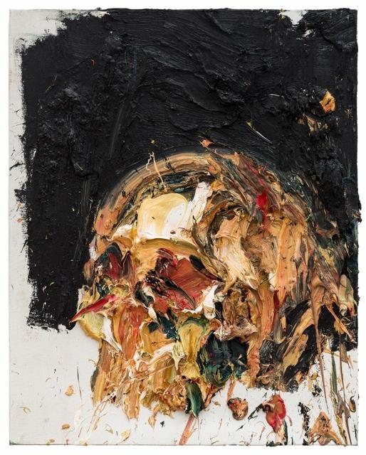 , 'Golden Skull,' 2017, Contemporary by Angela Li