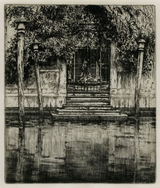 , 'The Gate, Venice,' 1906, Childs Gallery