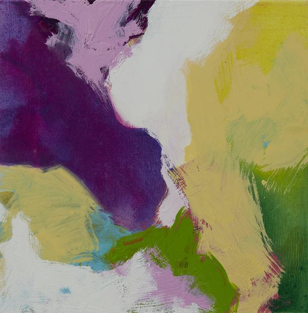 , 'Pink, Purple, Green,' 2018, Trish Clark Gallery