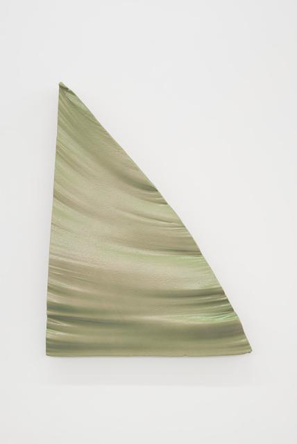 , 'Intermission painting #7 green to purple,' 2014, Almine Rech