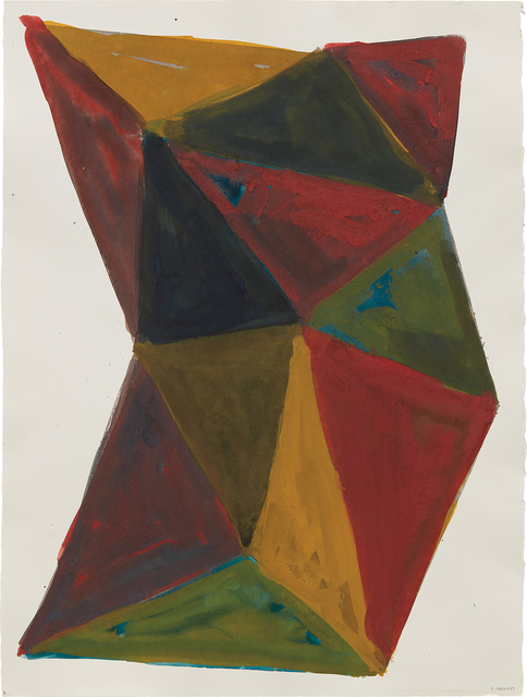 Sol LeWitt, 'Complex Form', 1987, Phillips