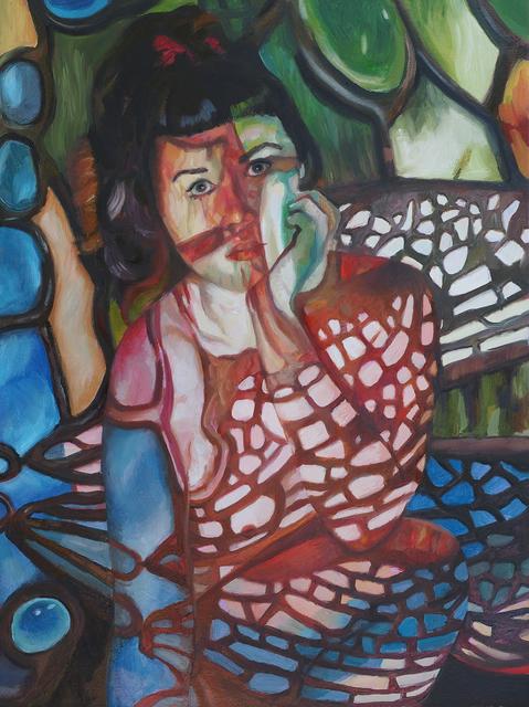 Denise M. Fulton, 'Tiffany', Davis Gallery & Framing