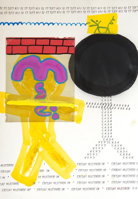 , 'Casa Sol Negro,' 2016, Agustina Ferreyra