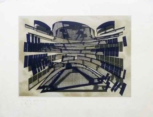 Guillermo Kuitca, 'Obra Gráfica', 1997, Kunzt Gallery
