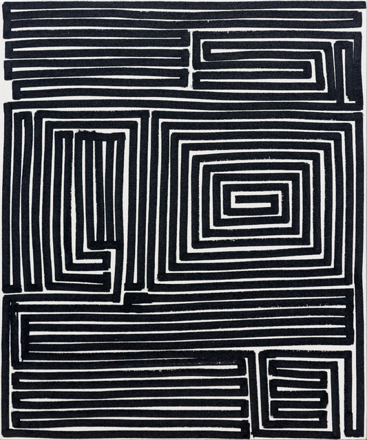 Bradley Harms, 'Left Hand Geo', 2014, Newzones