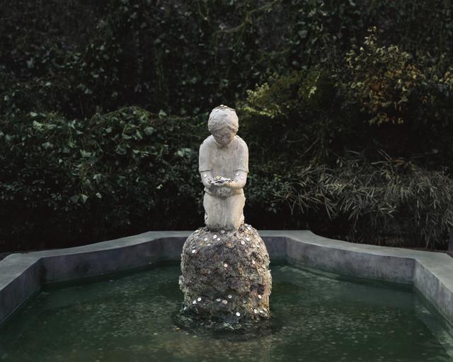 , 'A Boy in the Fountain Basin,' 2012, Ben Brown Fine Arts