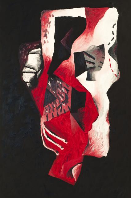 , 'Sanguíneo,' 2017, Galeria Leme