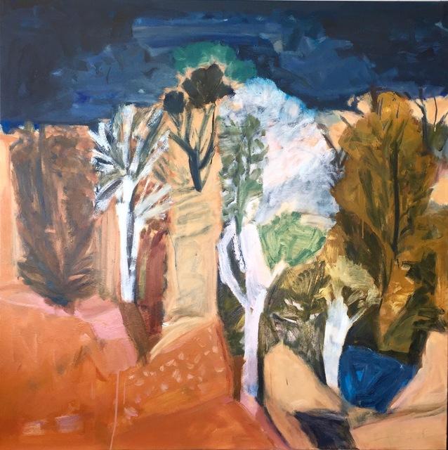 , 'Gila Country,' 2017, MARS