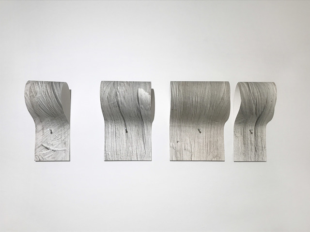 , 'Emptiness,' 2017, HILO GALERÍA
