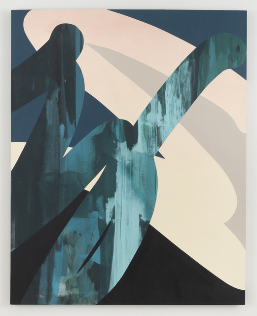 , 'Cascade,' 2018, Joshua Liner Gallery