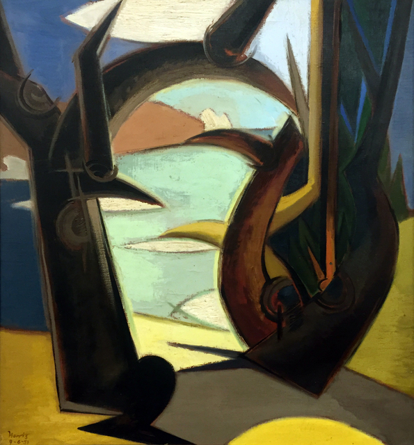 , 'Tropic Beach,' 1951, Childs Gallery