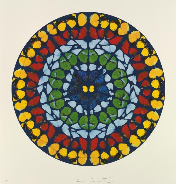 Damien Hirst, 'Psalm: Quare Fremuerunt Gentes', 2009, Denis Bloch Fine Art