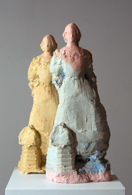 , 'Gainsborough's daughters,' 2016, Roslyn Oxley9 Gallery