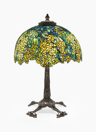 A 'Laburnum' Table Lamp