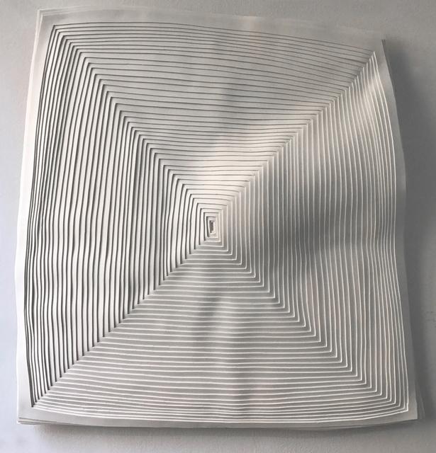 , 'Smarginato Quadro ,' 2017, ART'LOFT, Lee-Bauwens Gallery