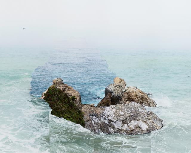 , 'Response to Print of Pelican Rock, California,' 2014, De Soto Gallery