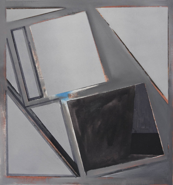 , 'Aestheticized Uncertainty ( Flattened Cube),' 2014, Mind Set Art Center