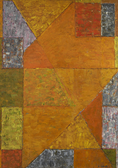 Alexandre Istrati, 'Sans titre', 1951, Painting, Oil on canvas, Jody Klotz Fine Art