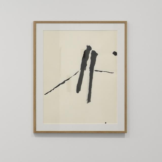 Pierre Tal-Coat, 'Sans titre', 1971, Galerie Christophe Gaillard
