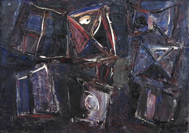 Iberê Camargo, 'Untitled', 1979, Galeria Frente