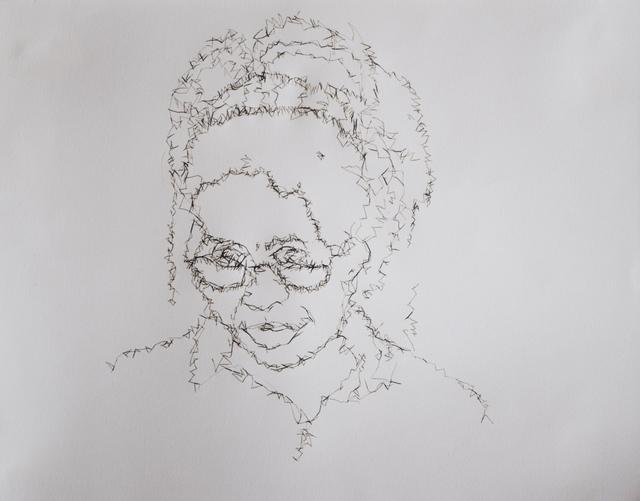 , 'Karen,' 2018, Fountain House Gallery