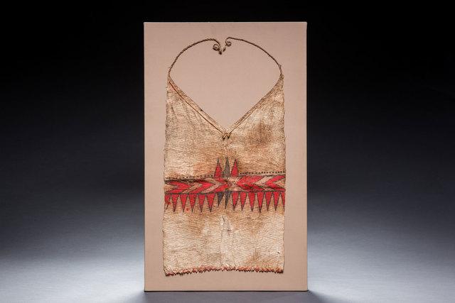 Unknown Artist, 'Rare New Guinea Tapa, Oceanic Art, Tribal Art', Early 20th Century, Michael Hamson