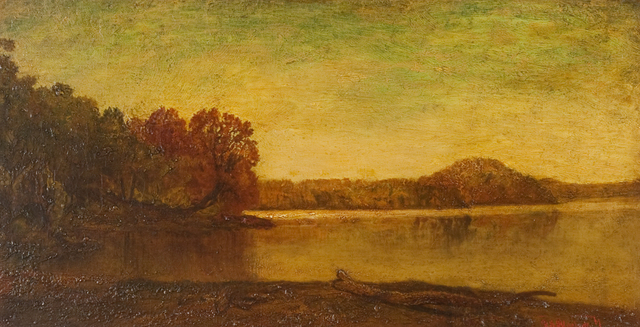 , 'By the Lake ,' , Questroyal Fine Art