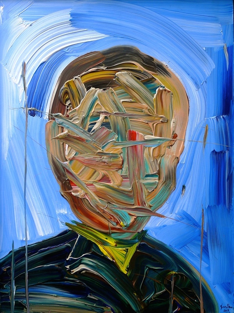 , 'IMAGINARY PORTRAIT NO.2,' 2016, Imitate Modern
