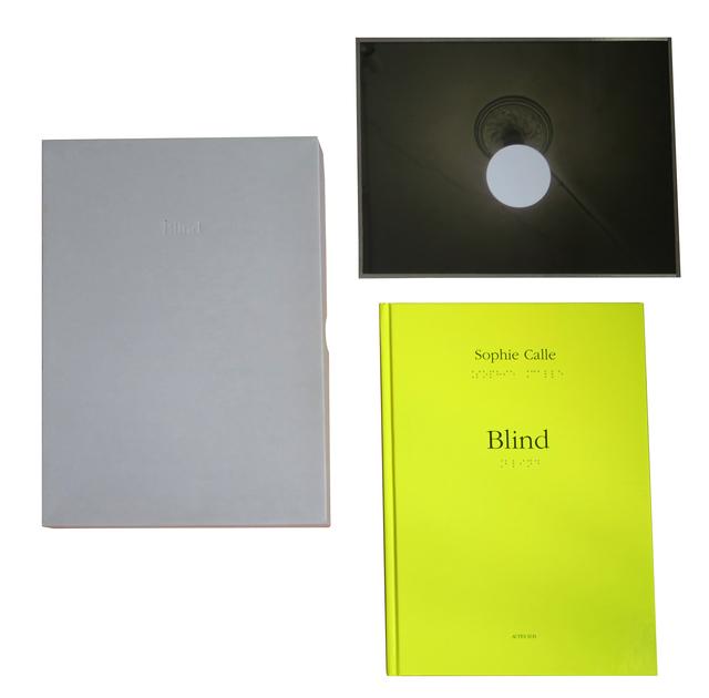 , 'Blind (tirage de tete),' 2011, Alternate Projects