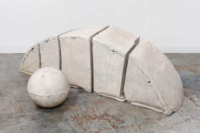 , 'Semi-Cirlce Sphere,' 2004, Rena Bransten Gallery