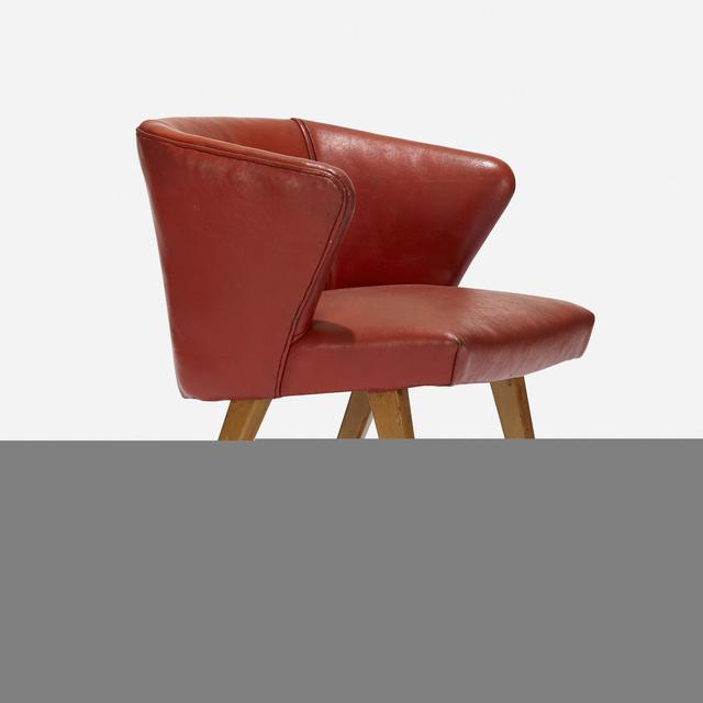 Florence Knoll, 'Rare armchair', c. 1946, Wright