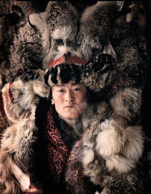 , 'VI 35 - Khan La Khan - Ulaankhus, Bayan Oglii - Mongolia,,' 2011, AbrahamArt