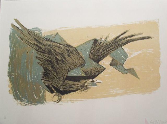 , 'Sky Hawk,' , ArtWise