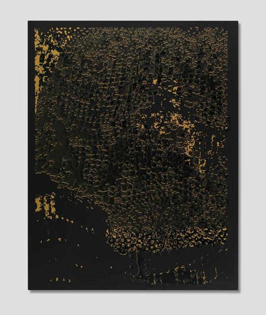 , 'Black Edge with Pearl,' 2013, Zane Bennett Contemporary Art