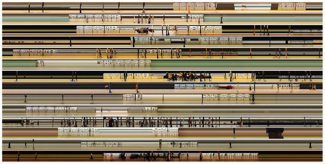 , 'Downtown,' 2014, Pari Nadimi Gallery