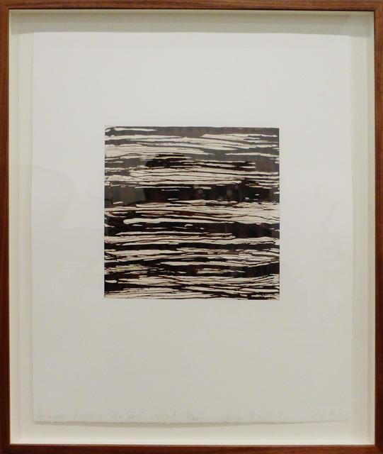 , 'Bonyun Preserve, Wesport Island, Maine, July 18, 2012 I,' 2012, La Napoule Art Foundation