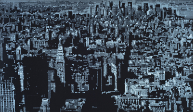 Hong Seon Jang, 'Labyrinth', 2012, Lower East Side Printshop