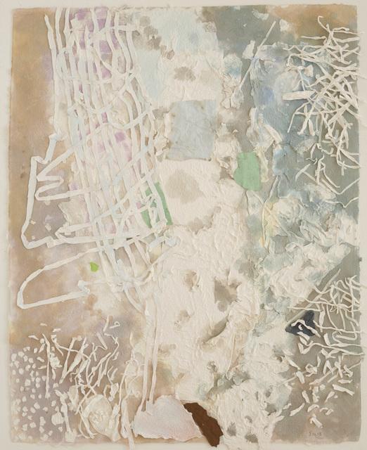 , 'Weaving River,' 2006, STPI