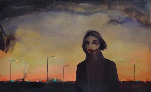 , 'Every streetlight a reminder,' 2019, James Freeman Gallery