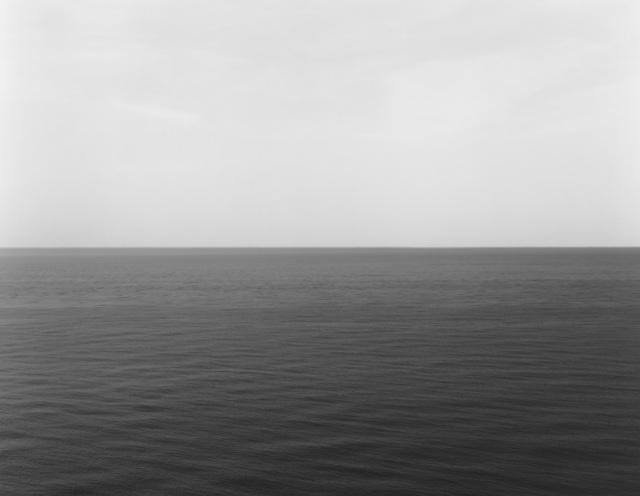 , 'English Channel, Etretat,' 1989, Huxley-Parlour