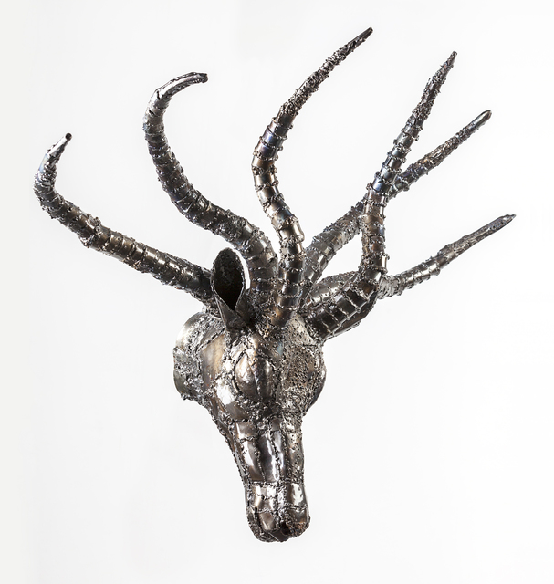 , 'Six-horned Antelope,' 2018, Ekavart Gallery