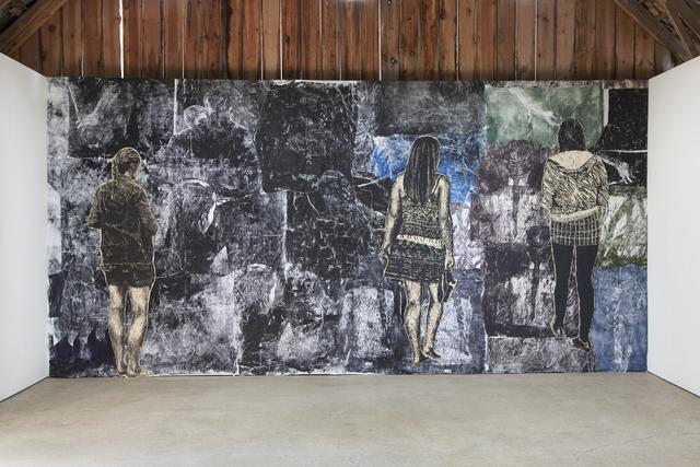 , 'Flocken,' 2016, Galleri Magnus Karlsson