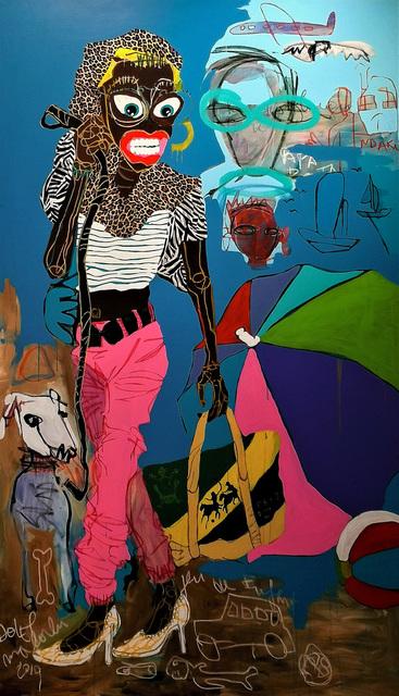 Dolet Malalu, 'La reine de Yoko', 2019 , Out of Africa Gallery