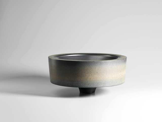, 'Black White Glazed 4,' 2016, Taste Contemporary