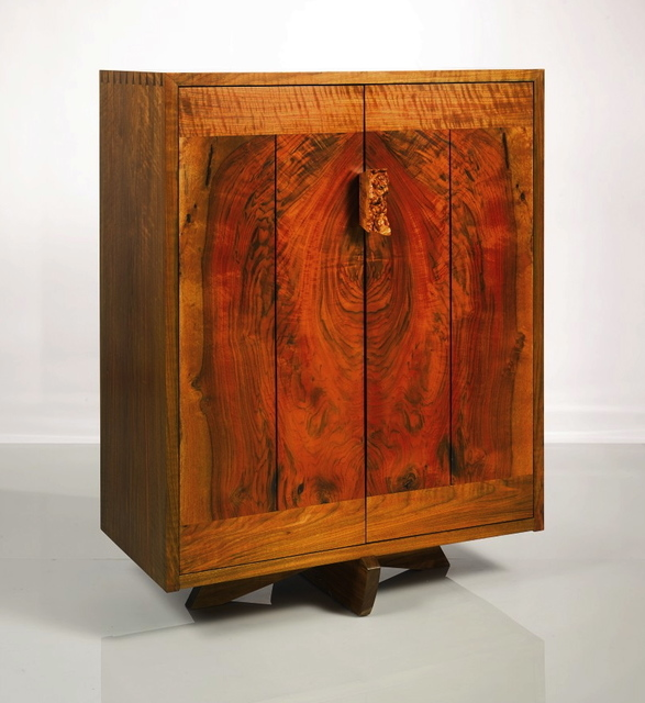 , 'Cabinet,' ca. 1990, Lost City Arts