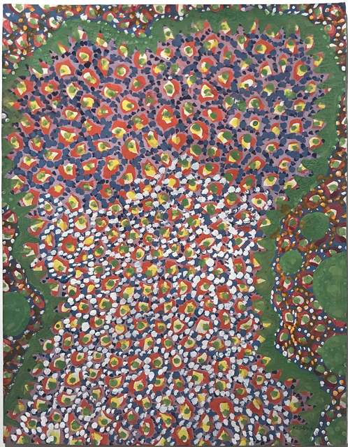 , 'Ground,' 1965, Barbara Mathes Gallery