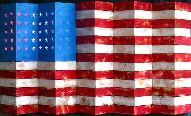 , 'Star-Spangled Banner Flag/Zig Zag Flag,' , Zenith Gallery