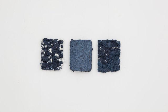 , 'Blue,' 2016, Gallery Isabelle van den Eynde